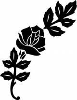 Gravstein 5204 Blomst