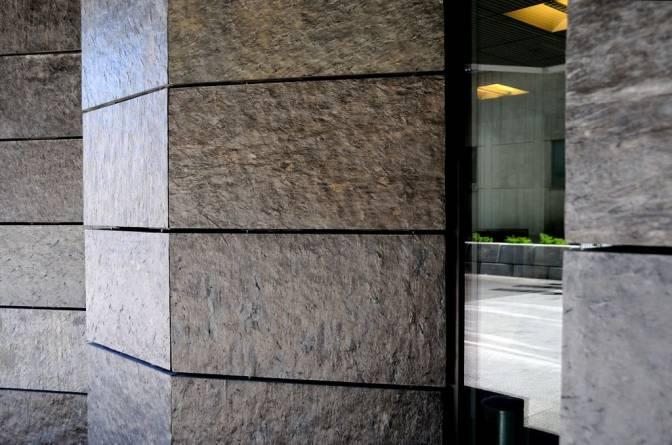 Forblending av fasade Ottaskifer fra MINERA SKIFER