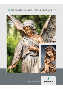 Madonna, engler og Kristus Strassacker