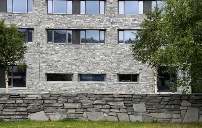 Lys Oppdal murstein fra MINERA SKIFER