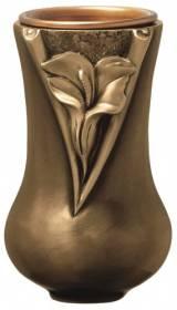 Gravstein Vase 5092 Bronse