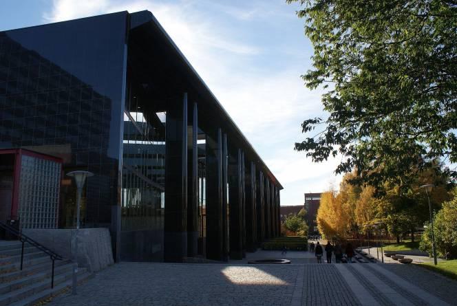 Universitetsbiblioteket -Blindern