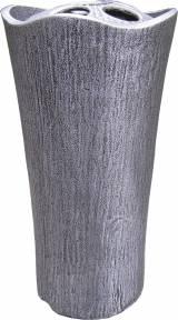 Gravstein Vase 2800 Bunn Aluminium