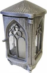 Gravstein Lykt 1449 Aluminium
