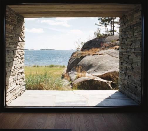Lys Oppdal murstein natur fra MINERA SKIFER
