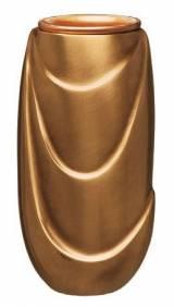 Gravstein Vase P 4756 sidemontert
