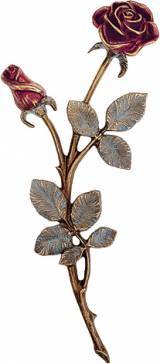 Gravstein Rose 31960 Farget