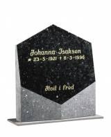 Gravstein NR16, Diamant