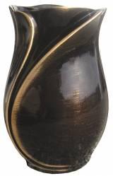 Gravstein Vase 2516/A Bunn