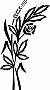 Gravstein 5607c Rose