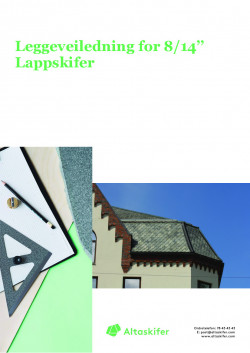 Draape-Lappstein 8-14 REDIGERT