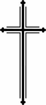 Gravstein 5332 Kors