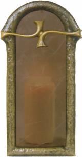 Gravstein Integrert lykt P 10060 N Bronse