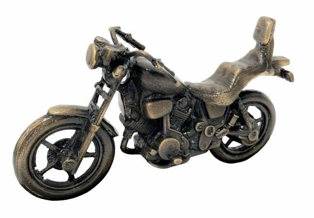 3D Motorsykkel