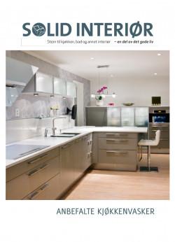 Anbefalte vasker Solid Interiør