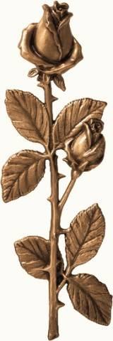 Gravstein Rose P 29574