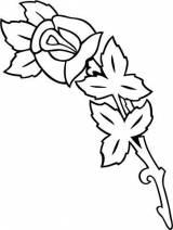 Gravstein 5215 Rose