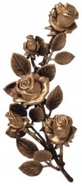 Gravstein Rose P29351 - 27 cm