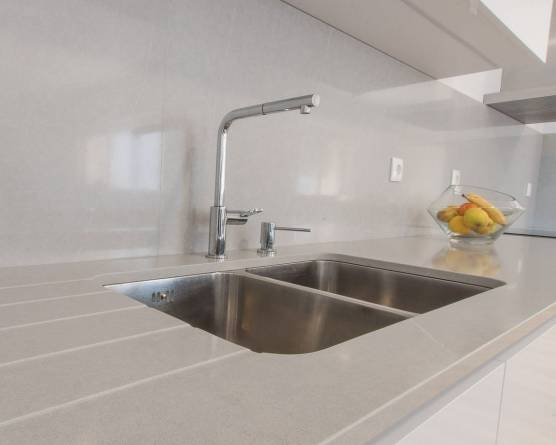 Underlimt vask - Et Serena - Silestone