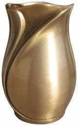 Gravstein Vase 2516/B Bunn