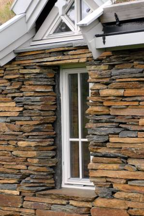 Otts rust murstein fra MINERA SKIFER