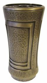 Gravstein Vase T 984 Bronse