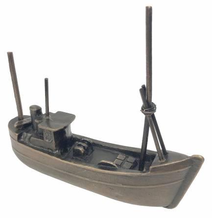 3D båt