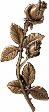 Gravstein Rose P 29132